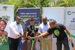Nova Pioneer Boys Secondary – Tree Planting Day